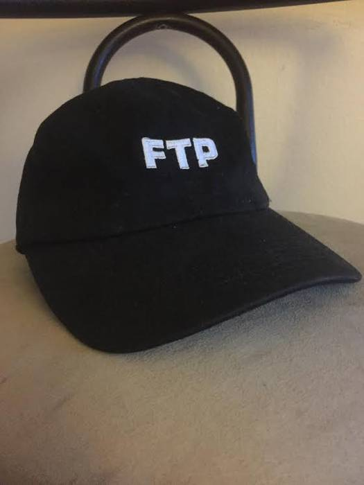 2a67668df0f Fuck The Population ORIGINAL BLACK FTP CAMP HAT Size one size - Hats ...