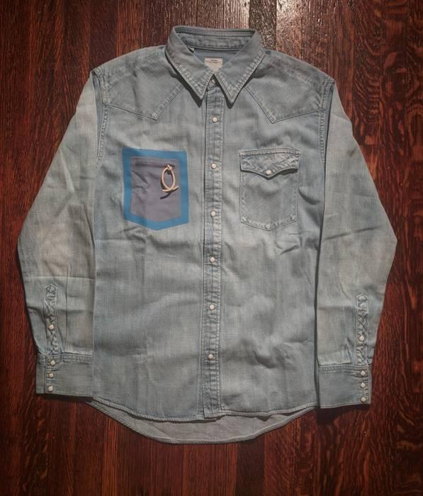 3c63a0dde30 Visvim Social Sculpture Weld Shirt Size m - Shirts (Button Ups) for ...