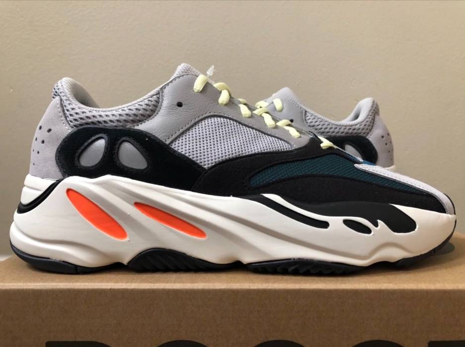 cec7ca509 Adidas Kanye West Yeezy 700 Wave Runners Size 9 - Low-Top Sneakers ...
