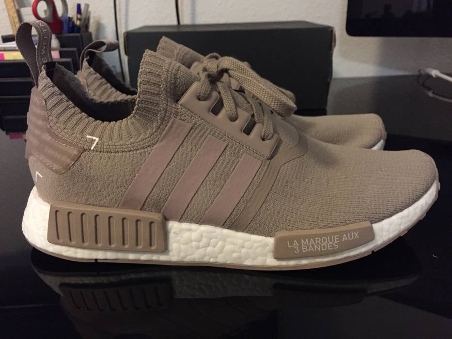 e32928f837c9d Adidas Adidas NMD R1 PK French Beige Size 10.5 - Low-Top Sneakers ...