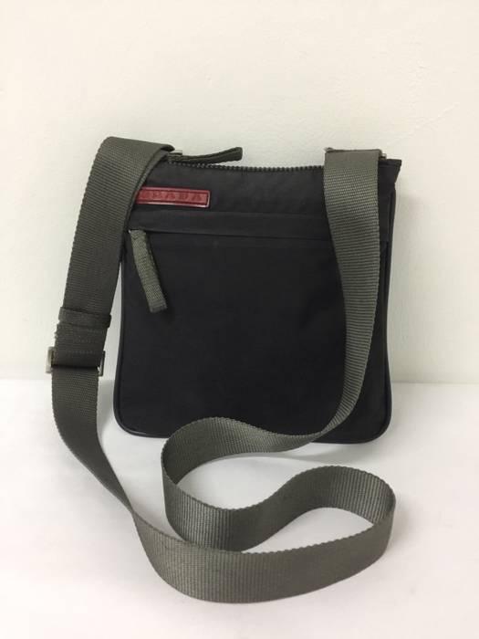 5491ec42222223 ... switzerland prada. authentic prada sport messenger bag 4f7b7 d0bf1