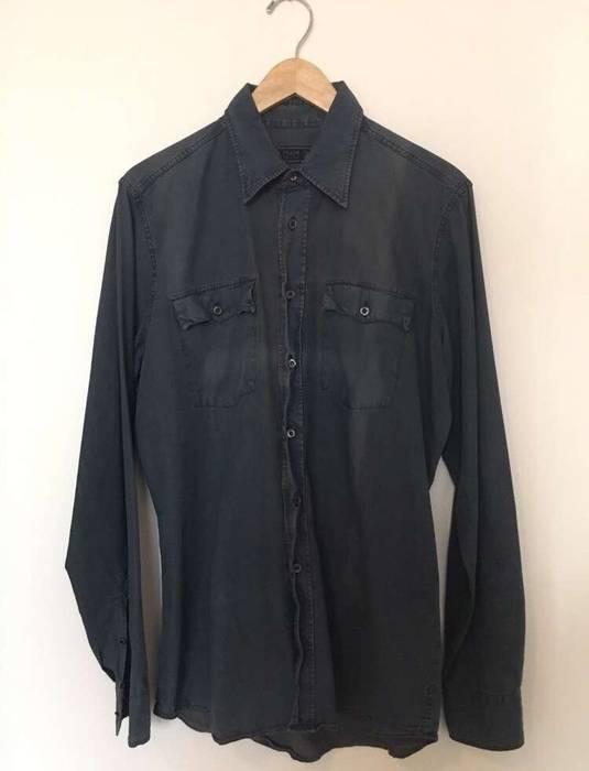 6df31ed6d5c7 Prada Two Pocket Button Down Size m - Shirts (Button Ups) for Sale ...