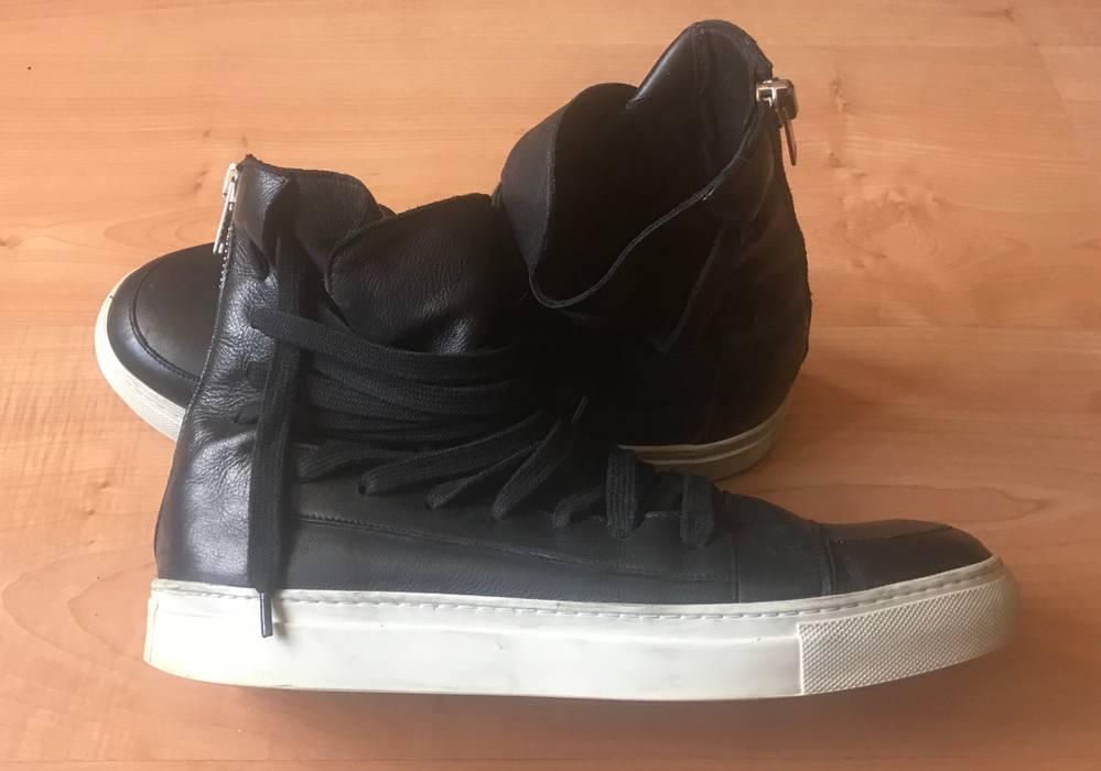 06fd9d90edb932 Kris Van Assche KvA Multi laces Sneakers EU 42 US 9 Size 9 - Hi-Top ...