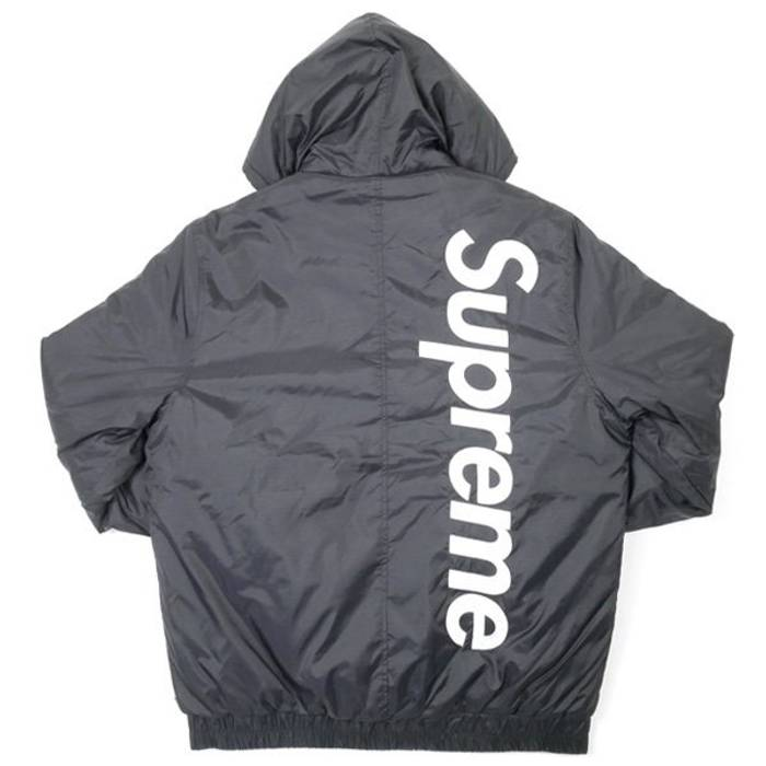 da08226566be Supreme Supreme 2-Tone Hooded Sideline Jacket Size l - Parkas for ...