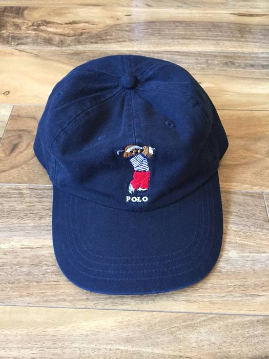 Polo Ralph Lauren Polo Bear Golf Cap Size one size - Hats for Sale ... a0ae320c7d8