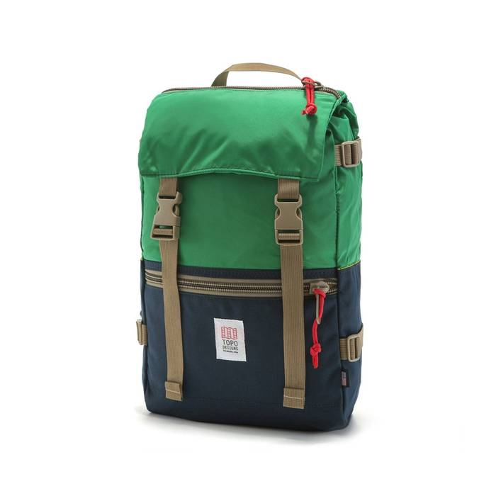 e05ed59bf1 Topo Designs Rover Pack in Kelly   Navy Size one size - Bags ...