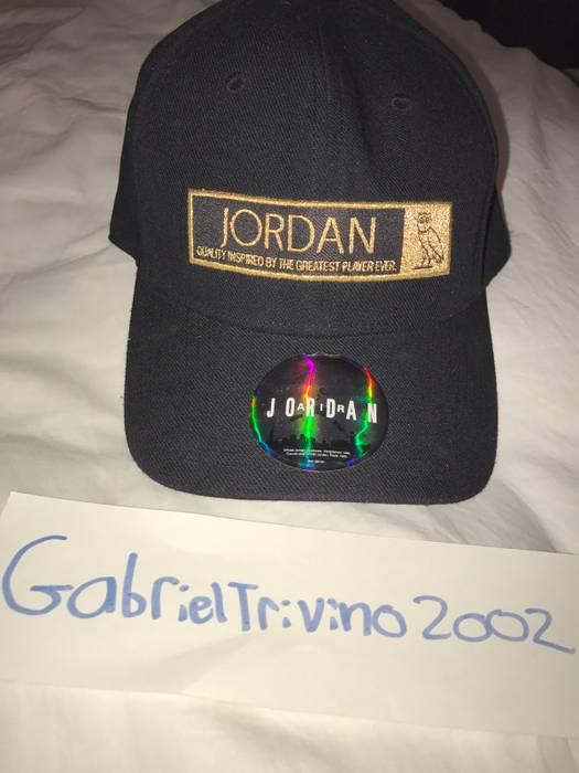 2d38377d058a8c ... cheapest jordan brand jordan x ovo hat size one size c185c 18d79