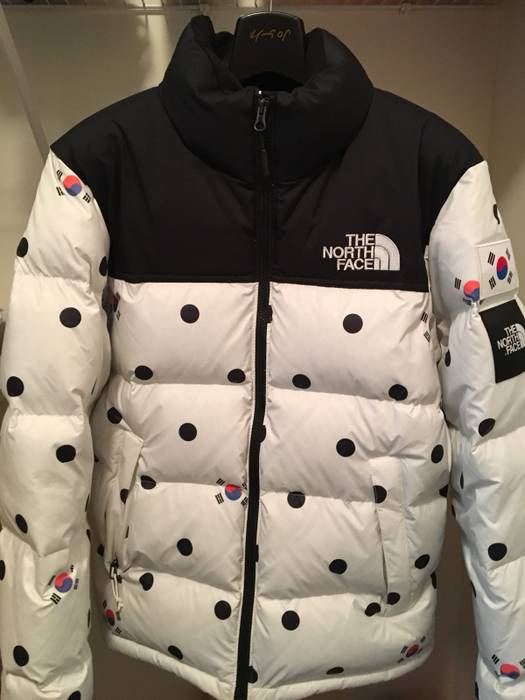 b0d84352ff The North Face FINAL PRICE International Collection Nuptse Jacket ...
