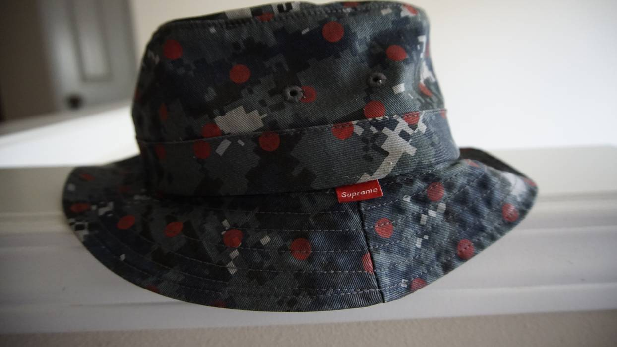 4db062c1c6e Supreme Comme des Garcons Bucket Hat Crusher Size one size - Hats ...