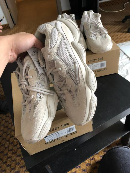 0b0d92a440e56 Adidas Adidas Yeezy 500 Blush Size 9 - Low-Top Sneakers for Sale ...