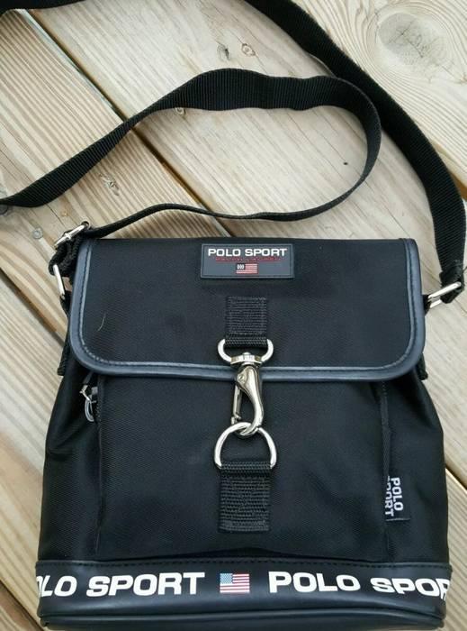 35bd96e1d579 Polo Ralph Lauren Vintage Polo Sport Messenger Bag Size one size ...