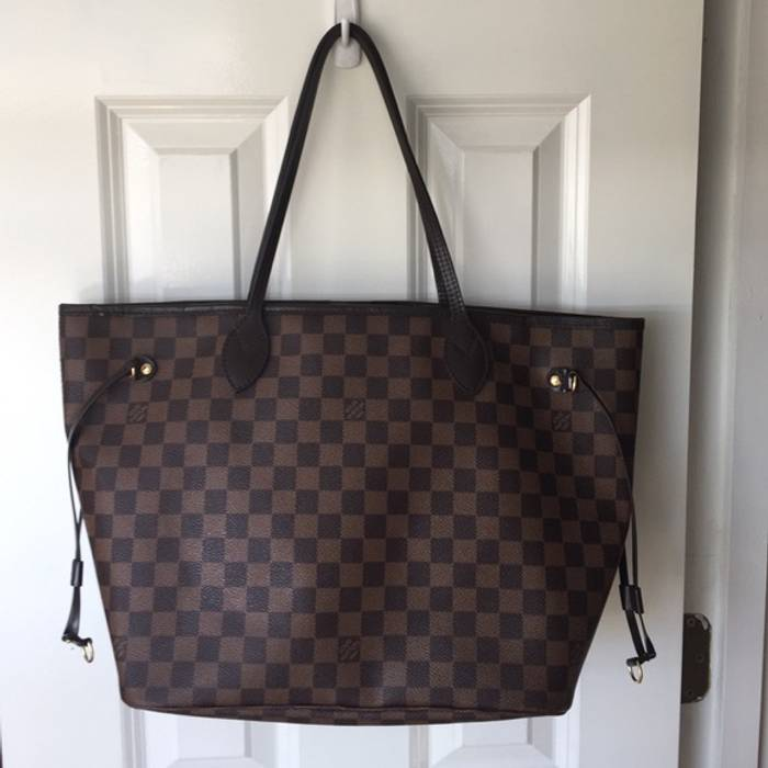 2c1cfe28bb78 Louis Vuitton Neverfull black monogram bag Size one size - Bags ...
