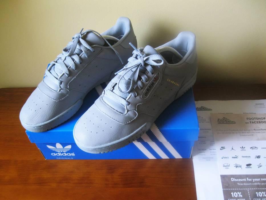 315cb908a44 Adidas Kanye West Adidas Yeezy Powerphase Calabasas Grey Size 9.5 ...
