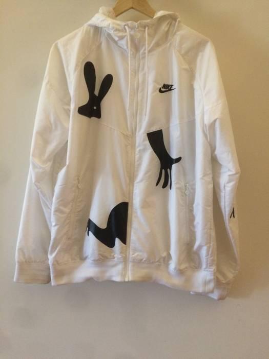 Nike Nike x Parra windrunner Size m - for Sale - Grailed 56179085b