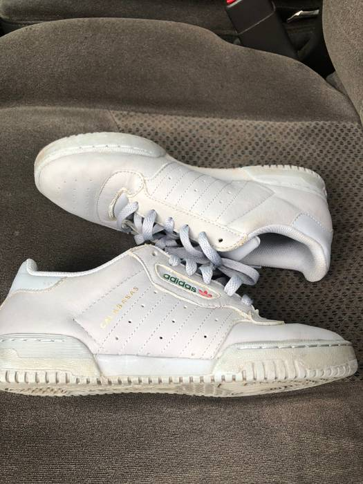 6bc67e63e6bb Adidas Kanye West Yeezy POWERPHASE Calabasas GREY Size 8 - Low-Top ...