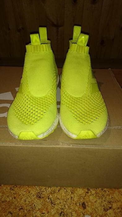 promo code 2896a 71b62 Adidas. Adidas ace 16+ Purecontrol Ultraboost VOLT YELLOW. Size US 10  EU  43