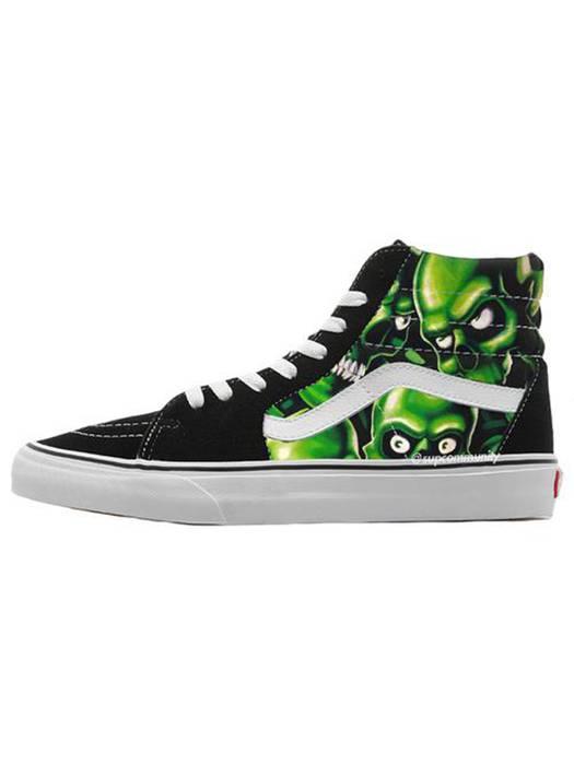 12f68cac24f Supreme Supreme Vans Skull Pile Sk8 Hi Size 10.5 - Hi-Top Sneakers ...