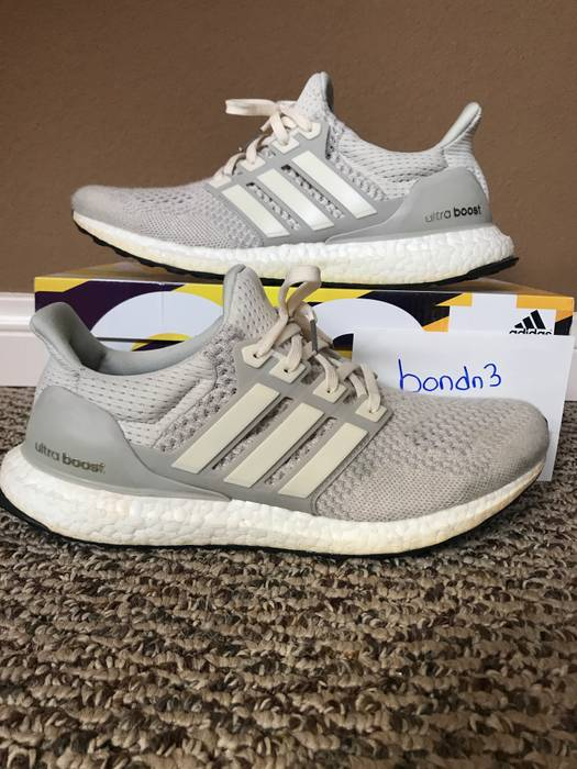 eb1302fac Adidas Ultra Boost 1.0 Cream Size 9.5 Size 9.5 - Low-Top Sneakers ...
