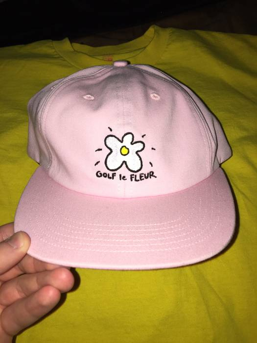 Odd Future Rare Golf Le Fleur Pink Hat Size one size - Hats for Sale ... 95a4c7c87a2a