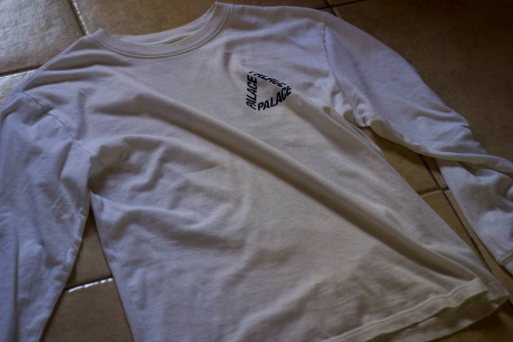 palace palace tri ferg words size m long sleeve t shirts for sale