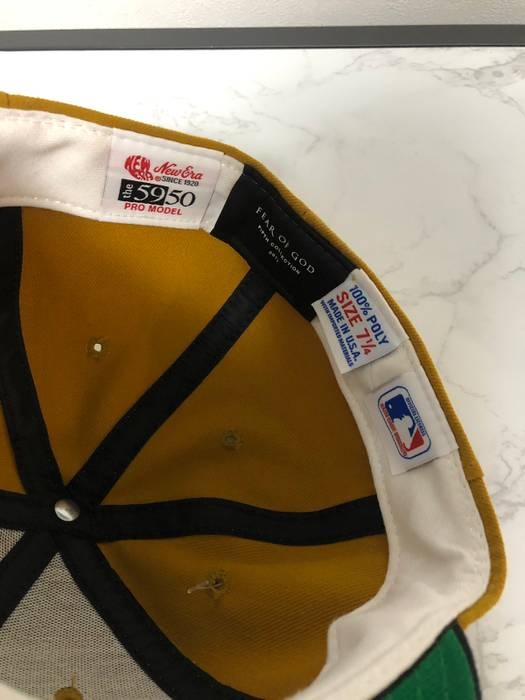 3dfb8fb0256 New Era fear of god x newera new hats Size one size - Hats for Sale ...