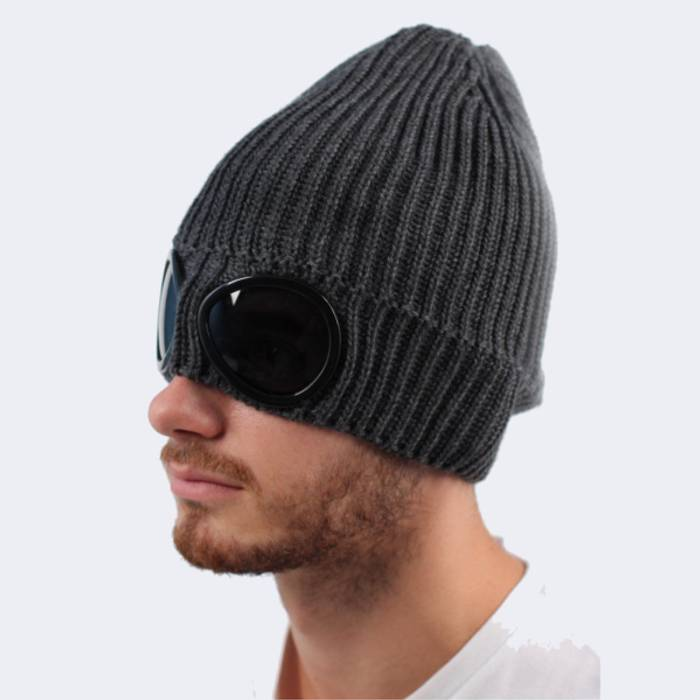 C.P. Company Merino Wool Goggle Benaie Size one size - Hats for Sale ... 57969cf8125
