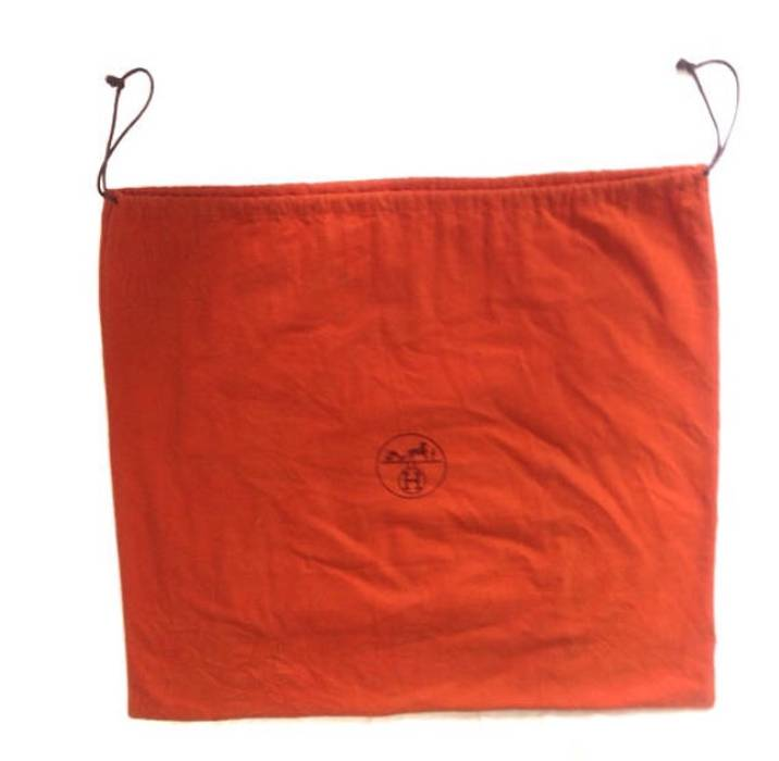 Hermes Authentic Dust Bag 24inches X 21inches Size One