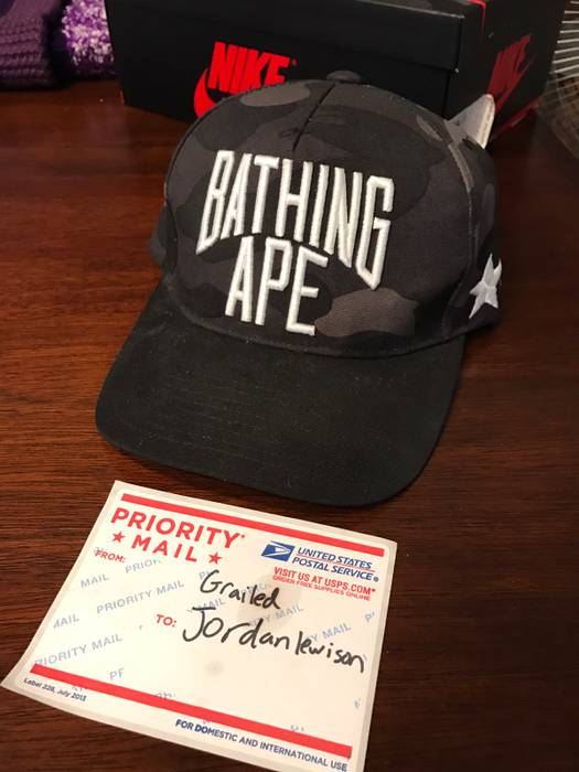 Bape Bape Rsvp Gallery Hat Very Rare Size one size - Hats for Sale ... 3830c313024