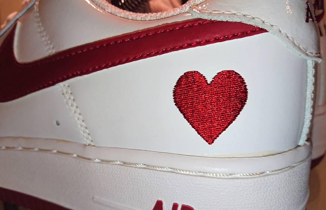 Nike Final Price Drop 2004 Nike Air Force 1 Valentine S Day Size