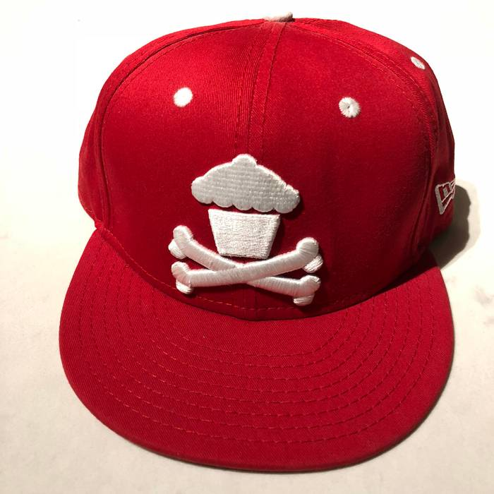 Johnny Cupcakes New Era 59 50 Size one size - Hats for Sale - Grailed 5d33b2c486b
