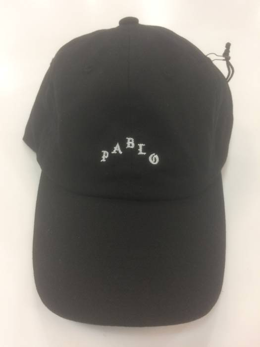 Kanye West Kanye Pablo Dad Hat Size one size - Hats for Sale - Grailed eda432f347a2