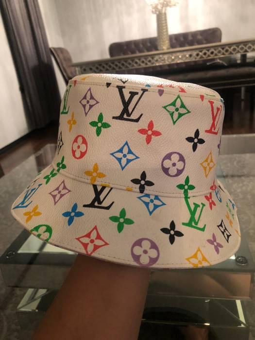 Louis Vuitton LOUIS VUITTON BUCKET HAT BOOTLEG MONOGRAM ONE SIZE ... c69c61ed034