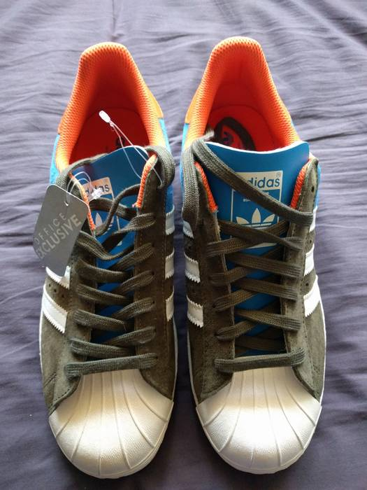 best sneakers 36c92 adac8 Adidas Adidas Superstar for Office London Size 9.5 - Low-Top ...