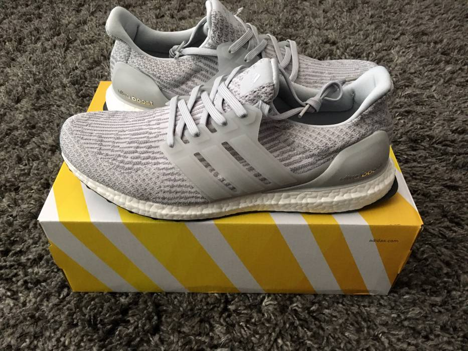 Adidas Ultra Boost 3.0 Clear Grey Size 12.5 - Low-Top Sneakers for ... f937c8aa0