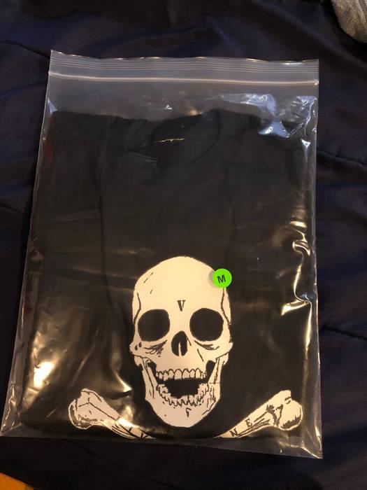 Vlone VLONE Skull And Bones Black Friday Size m - Long Sleeve T ... 621d01e1642
