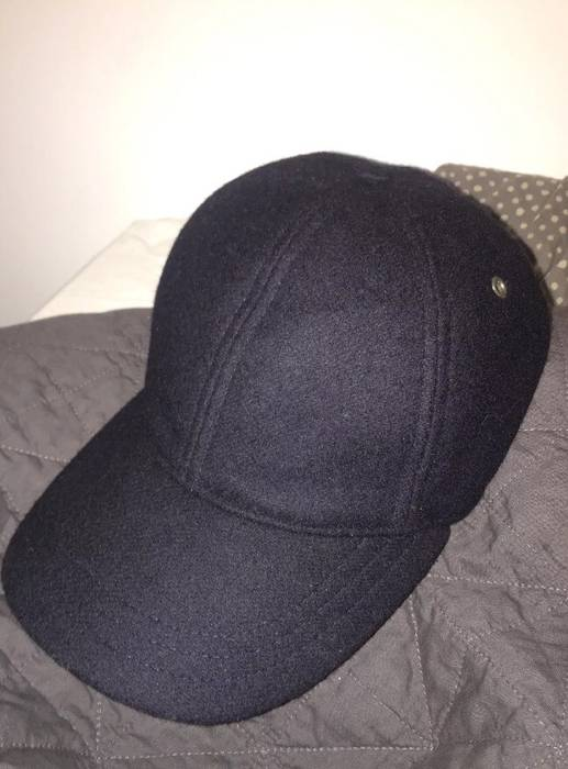 A.P.C. Black Wool Alex Cap Size one size - Hats for Sale - Grailed 902eb6eed2c