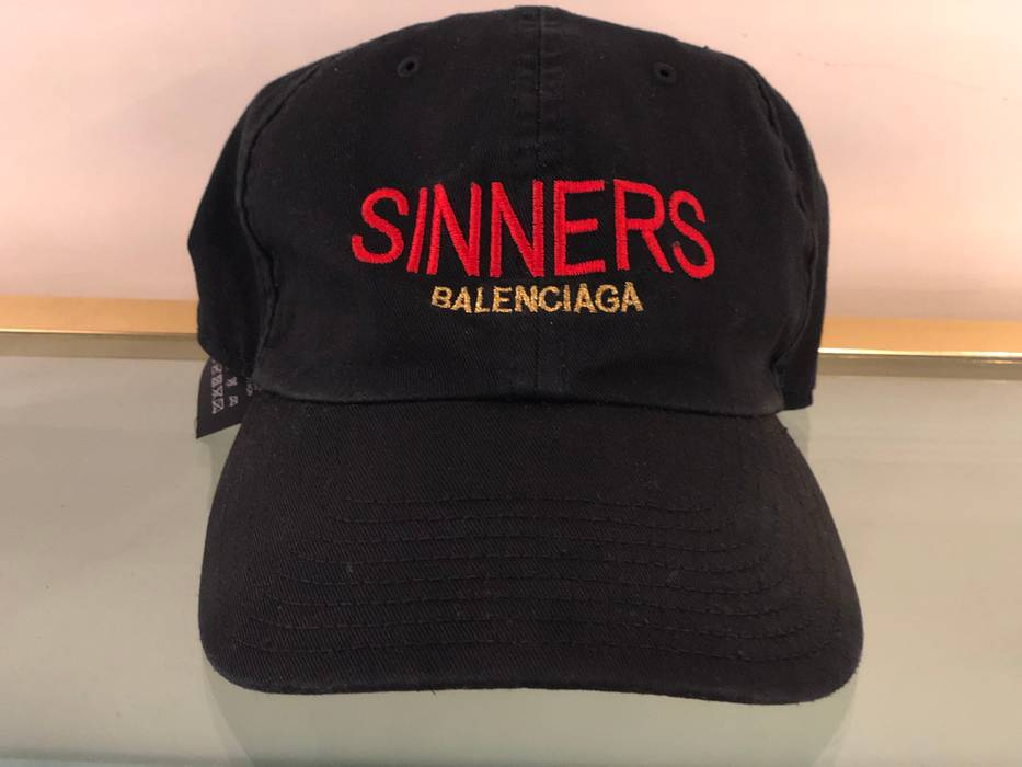 cd39abd7c58 Balenciaga Balenciaga Sinners Hat Size L Size one size - Hats for ...