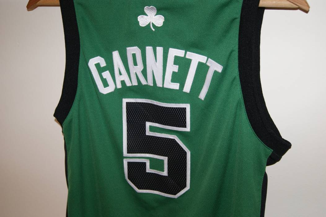Adidas Boston Celtics Garnett Jersey Youth L Size xs - Jerseys for ... 910cb7a8f