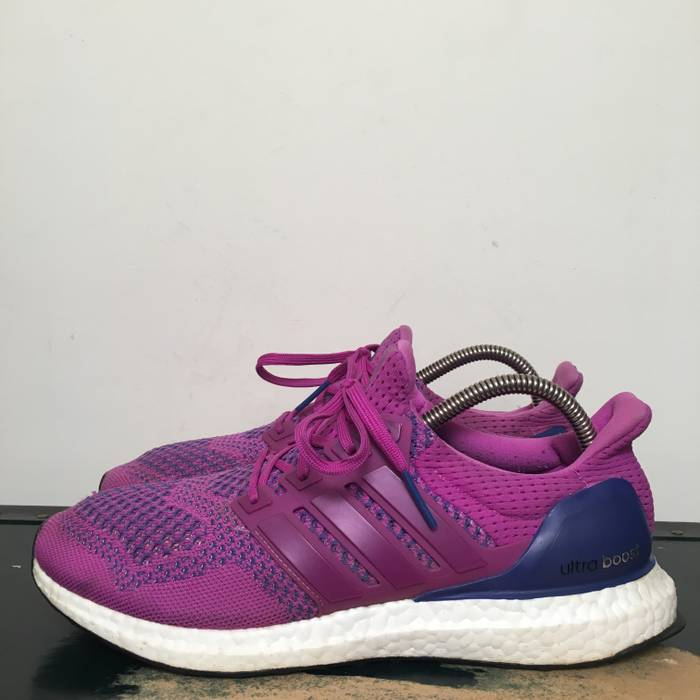 272d8fab0 Adidas Ultra Boost Purple Navy Size 8 - Low-Top Sneakers for Sale ...