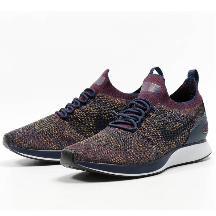 4450bc97a76c Nike. Nike Air Zoom Mariah Flyknit Racer College Navy Bordeaux 918264-401