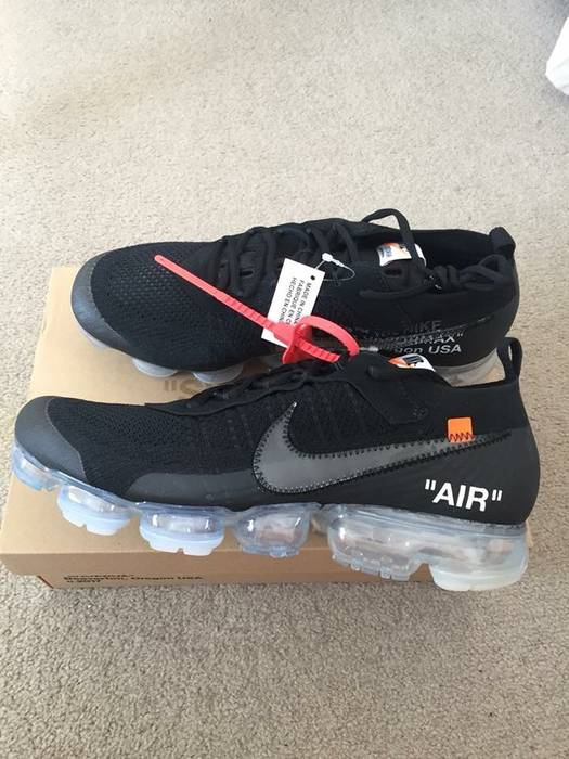 8e81ff983ad0c Nike Nike X Off White Vapor Max Size 11 - Low-Top Sneakers for Sale ...