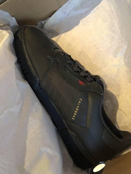 b72074187 Adidas Kanye West. Yeezy Calabasas Powerphase Core Black. Size  US 9.5 ...