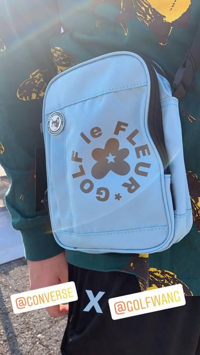 8a94bcfe3c Converse Golf Wang x Converse Cross Body Bag (Flog Gnaw Exclusive  18) Size