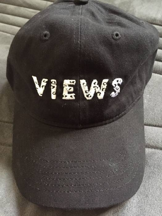 Drake Summer Sixteen Views Dad Hat BLACK Size one size - Hats for ... a33251f50ae