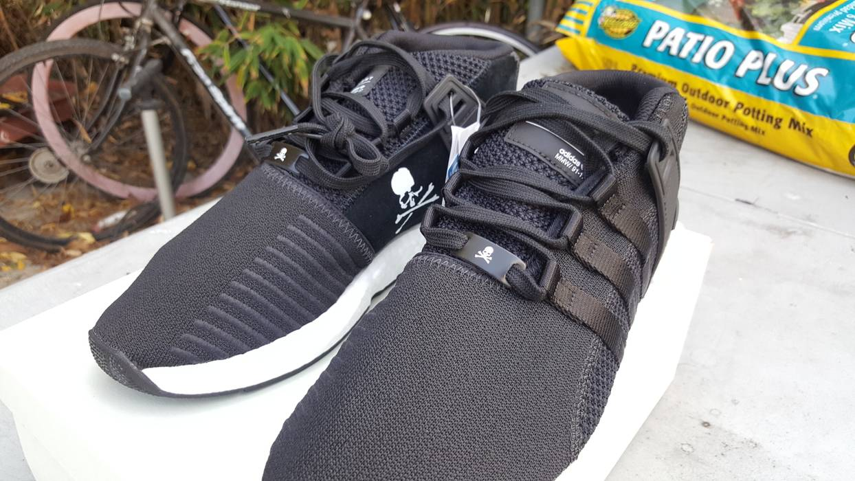 new style 8dfbc 5f8ca Adidas adidas X Mastermind World EQT Support 9317 Size US 11  EU 44