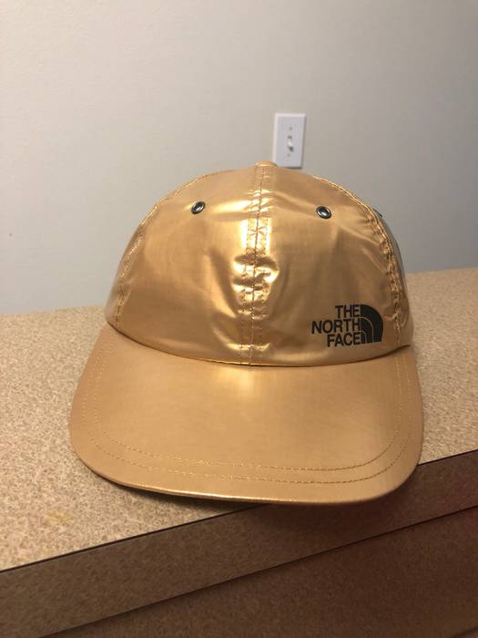 Supreme Supreme North Face Gold Hat Size one size - Hats for Sale ... 2bbd2d1fe86