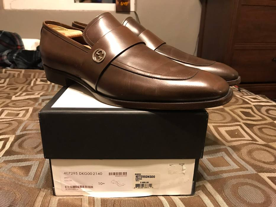 c05d512ae62 Gucci Broadwick Loafer Size 11.5 - Formal Shoes for Sale - Grailed