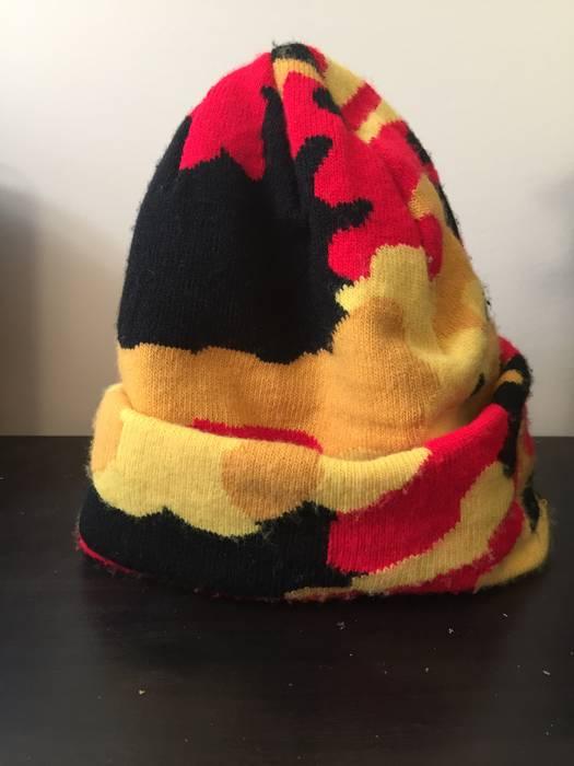 Gosha Rubchinskiy Fall Camo skully Size one size - Hats for Sale ... aab11c70ca0a