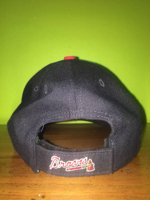 d8709217459 Ian Connor Ian Connor Atlanta Braves Cap Size one size - Hats for ...