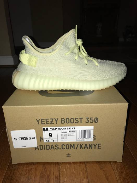 f04bf445f8c Adidas Yeezy Boost 350 Butter Size 9 - Low-Top Sneakers for Sale ...